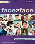 Picture of Face 2 Face Upper Intermediate Student's Book with CD ROM