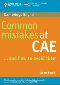 Picture of Common Mistakes at CAE...and How to Avoid Them