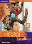 Picture of Cambridge English Skills Real Reading 3 with Answers
