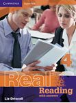 Picture of Cambridge English Skills Real Reading 4 with Answers