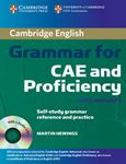 Picture of Cambridge Grammar for CAE and Proficiency with Answers and Audio CDs (2)