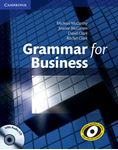 Picture of Grammar For Business With Audio Cd