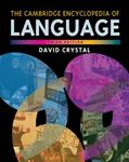 Picture of Cambridge Encyclopedia Of Language