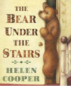 Picture of Bear under the Stairs