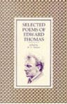 Picture of Selected Poems of Edward Thomas