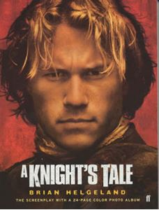 Picture of KNIGHT'S TALE SCREENPLAY