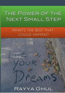 Picture of Power of the Next Small Step: What's the Best That Could Happen?