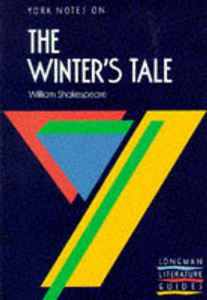 Picture of YORK NOTES WINTER'S TALE