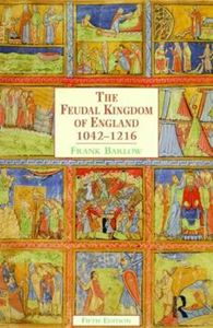 Picture of Feudal Kingdom of England: 1042-1216 5ed