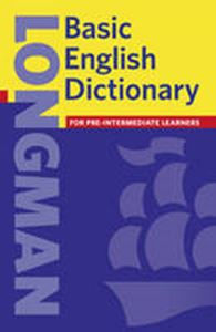 Picture of Longman Basic English Dictionary