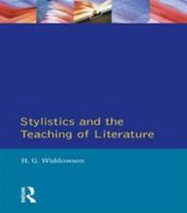 Picture of Stylistics and the Teaching of Literature