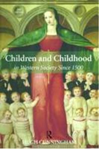 Picture of Children & childhood in western society since 1500