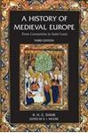 Picture of History of Medieval Europe: From Constantine to Saint Louis 3ed