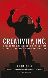Picture of Creativity, Inc.: Overcoming the Unseen Forces That Stand in the Way of True Inspiration