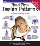 Picture of Head First Design Patterns