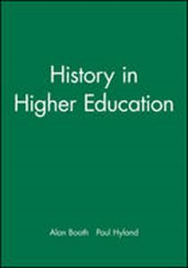 Picture of History in Higher Education