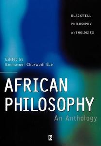Picture of African Philosophy: An Anthology