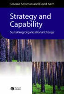 Picture of Strategy & capability