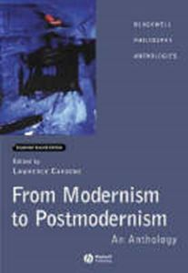 Picture of From Modernism to Postmodernism 2ed