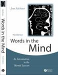 Picture of Words in the Mind