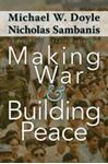 Picture of Making War and Building Peace