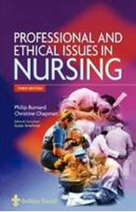 Picture of Professional and Ethical Issues in Nursing 3ed