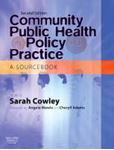 Picture of Community Public Health in Policy and Practice: A Sourcebook 2ed