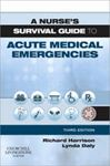 Picture of Nurse's Survival Guide to Acute Medical Emergencies 3ed