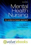 Picture of Mental Health Nursing: An Evidence Based Approach 2ed