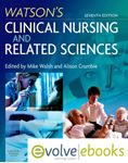 Picture of Watson's Clinical Nursing And Related Sciences