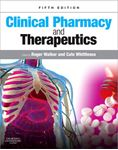 Picture of Clinical Pharmacy And Therapeutics 5ed