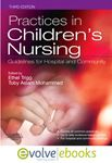 Picture of Practices in Children's Nursing 3ed