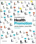 Picture of Foundations for Health Promotion 4ed