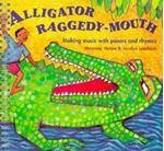 Picture of Alligator raggedy mouth