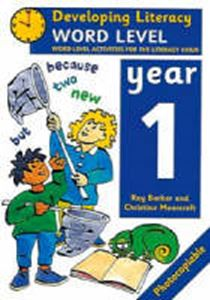 Picture of Word Level: Year 1: Word-Level Activities for the Literacy Hour