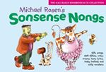 Picture of Sonsense Nongs:  MICHAEL ROSEN'S BOOK OF SILLY SONGS, DAFT DITTIES, CRAZY CROONS (Book + CD)