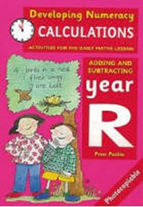 Picture of Developing Numeracy Calculations Year R