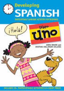 Picture of Developing Spanish Libro Uno