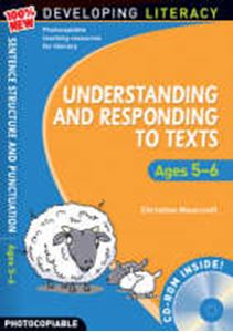 Picture of Understanding & responding to texts ages 5-6
