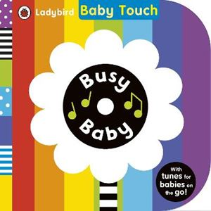 Picture of Baby Touch: Busy Baby Book and Audio