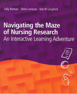 Picture of Navigating the Maze of Nursing Research: An Interactive Learning Adventure: An Interactive Learning Adventure