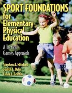 Picture of Sport Foundations for Elementary Physical Education