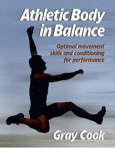 Picture of Athletic Body in Balance:  Optimal Movement Skills and Conditioning for Performance