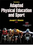 Picture of Adapted Physical Education and Sport 5ed