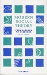 Picture of Modern Social Theory: From Parsons to Habermas 2ed