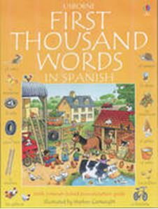 Picture of First Thousand Words in Spanish