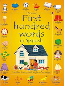 Picture of First 100 Words in Spanish