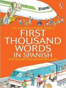 Picture of First 1000 Words: Spanish
