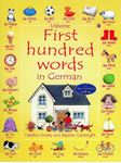 Picture of First Hundred Words in German