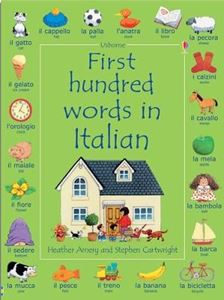 Picture of First Hundred Words in Italian